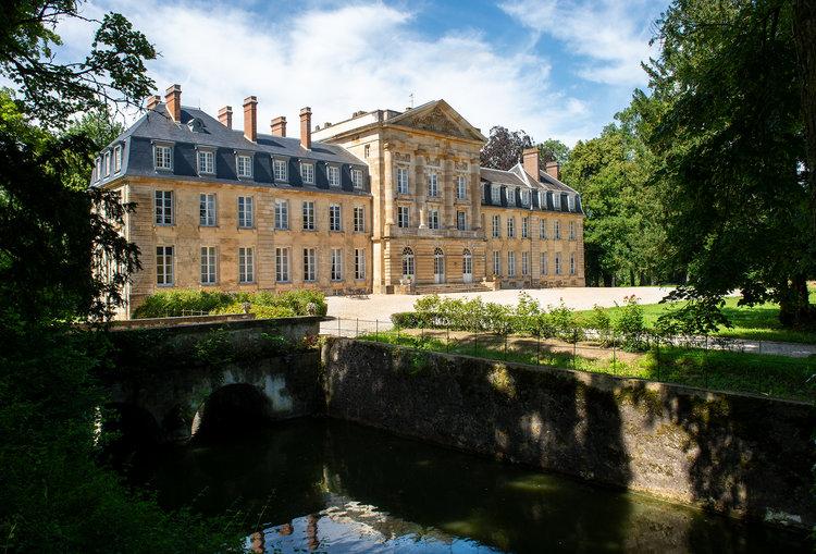 Coq au cidre a la Chateau deCourtomer